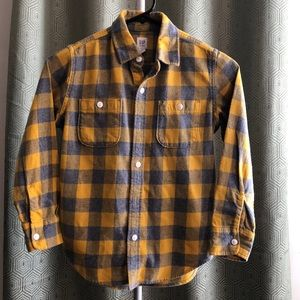 Boys Gap Kids flannel